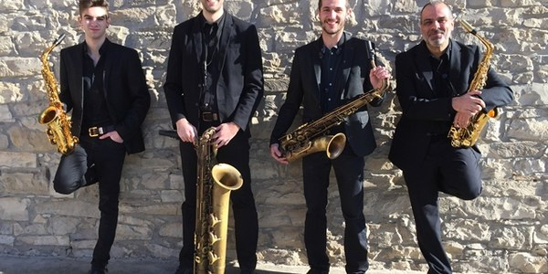 InMotion Sax Quartet
